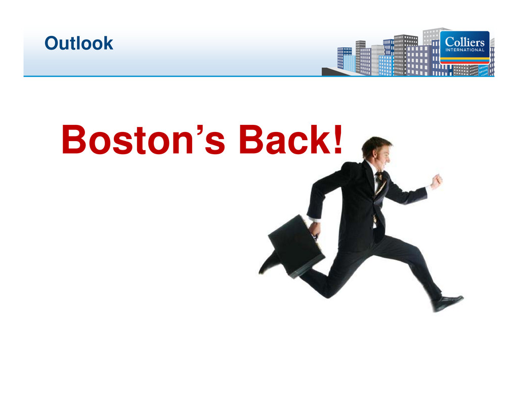 Click to edit Master title style Outlook Boston...
