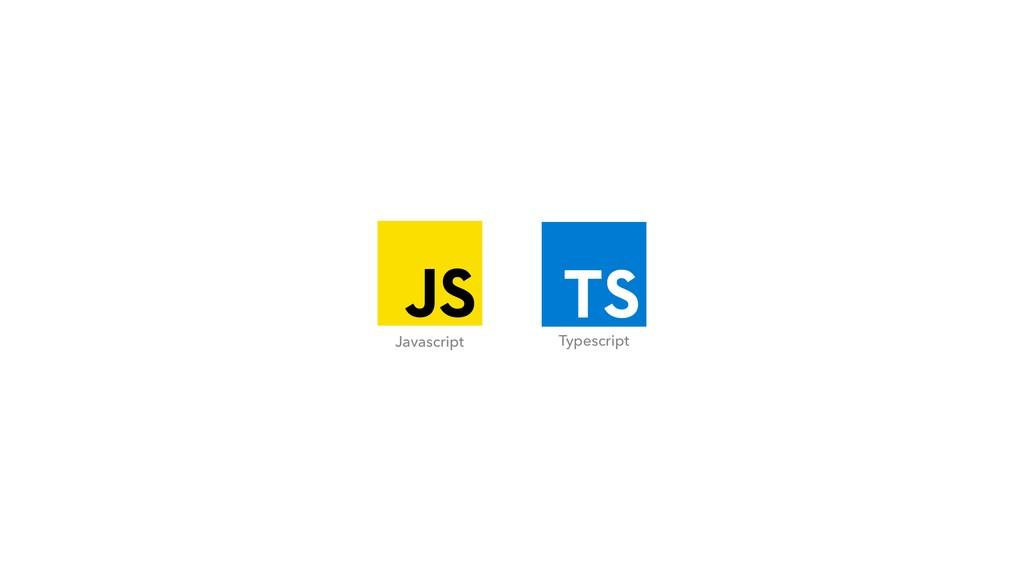 Javascript Typescript