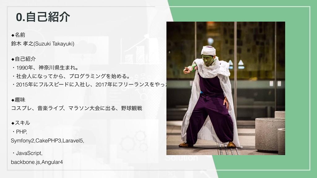 0.ࣗݾհ ◆໊લ ླ ೭(Suzuki Takayuki) ◆ࣗݾհ ɾ1990ɺ...