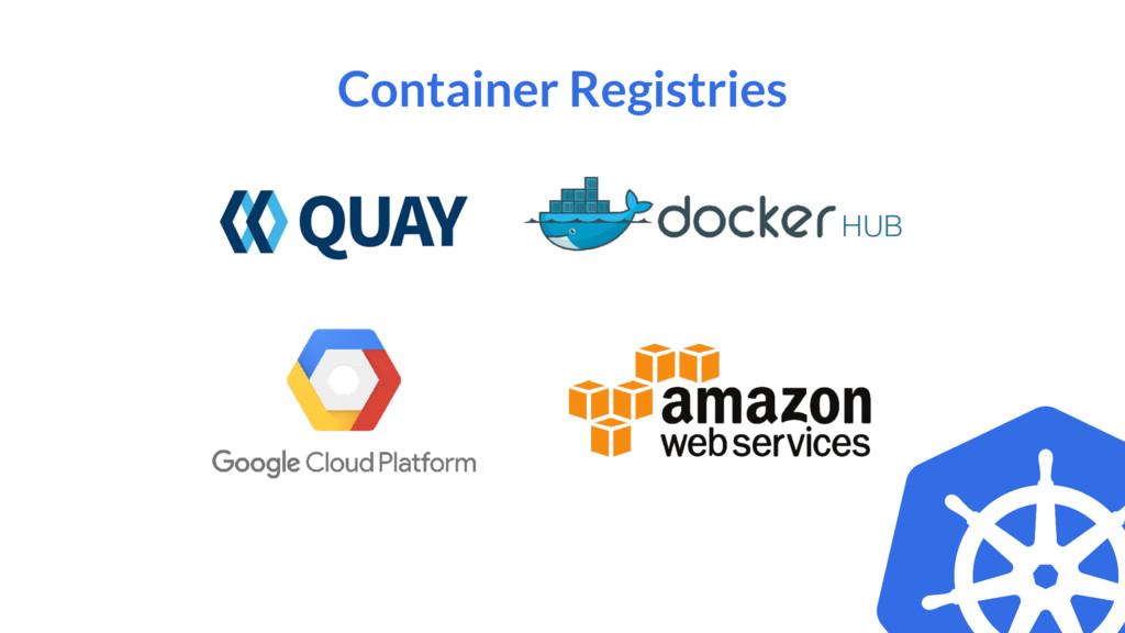 Container Registries HUB