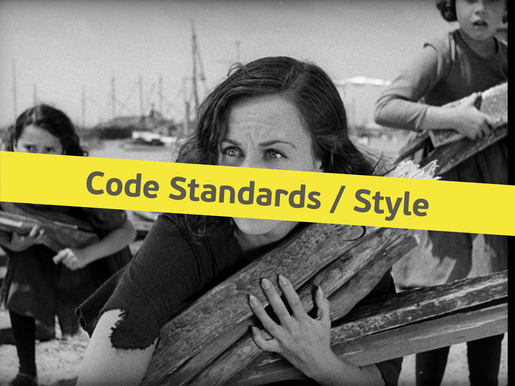 Code Standards / Style