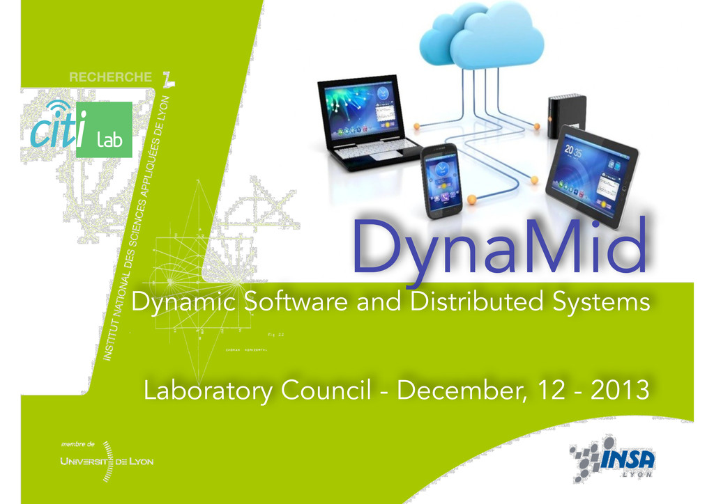 DynaMid Dynamic Software and Distributed System...