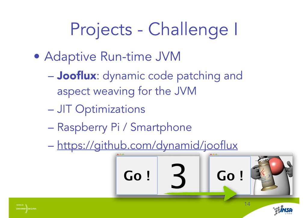 Projects - Challenge I • Adaptive Run-time JVM ...