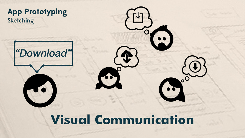 App Prototyping Sketching Visual Communication ...