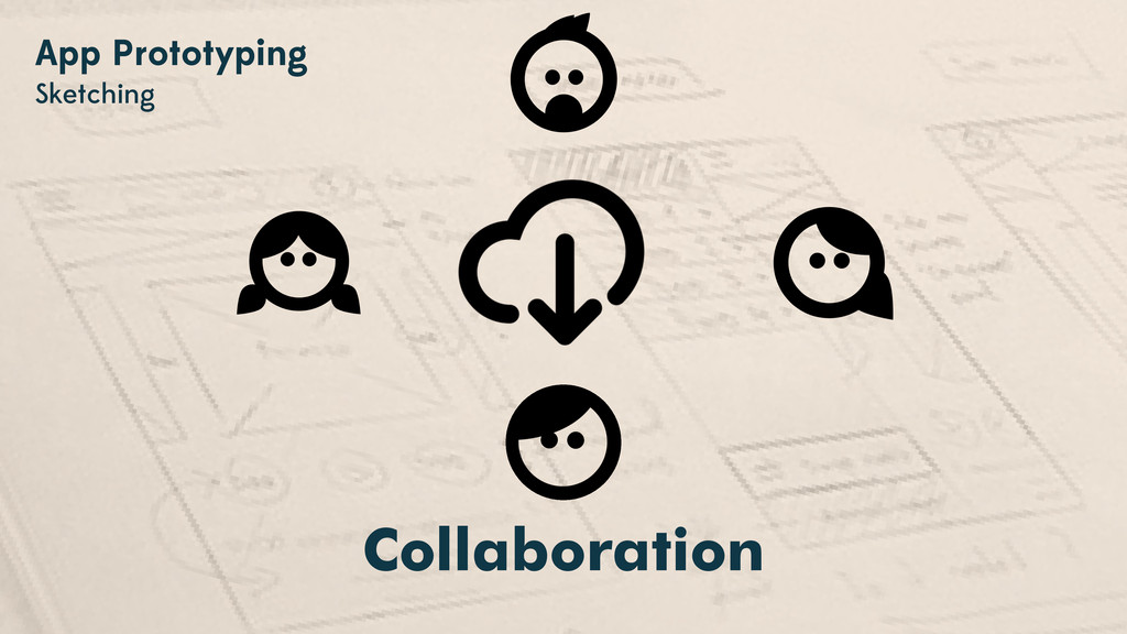 App Prototyping Sketching Collaboration
