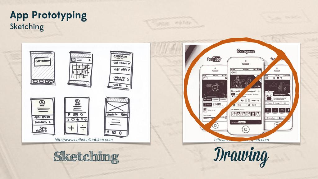 App Prototyping Sketching Sketching Drawing htt...