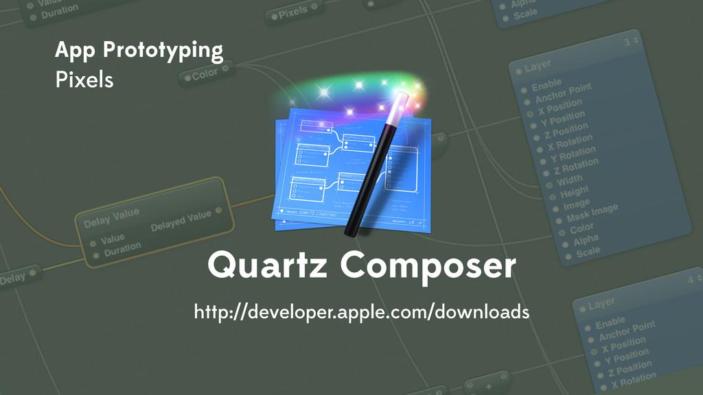 Quartz Composer http://developer.apple.com/down...