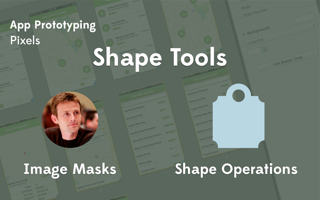 App Prototyping Pixels Shape Tools Image Masks ...