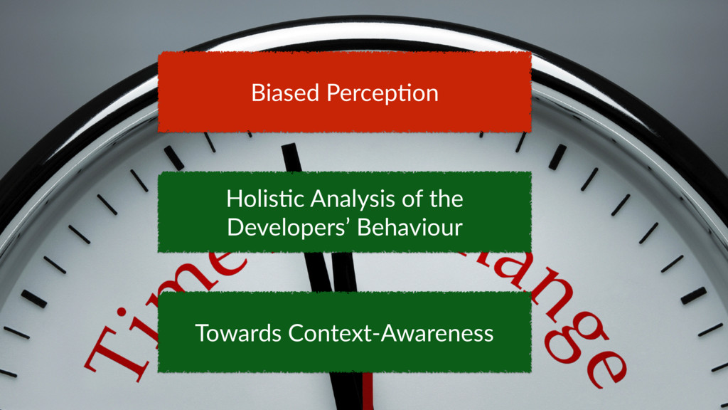 28 Biased Percep6on Towards Context-Awareness H...