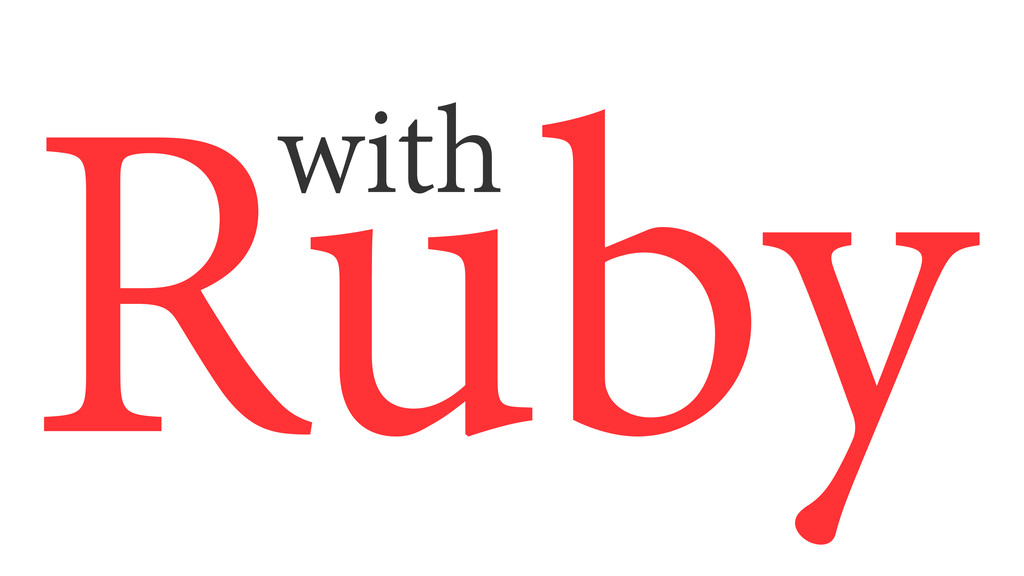 Ruby with