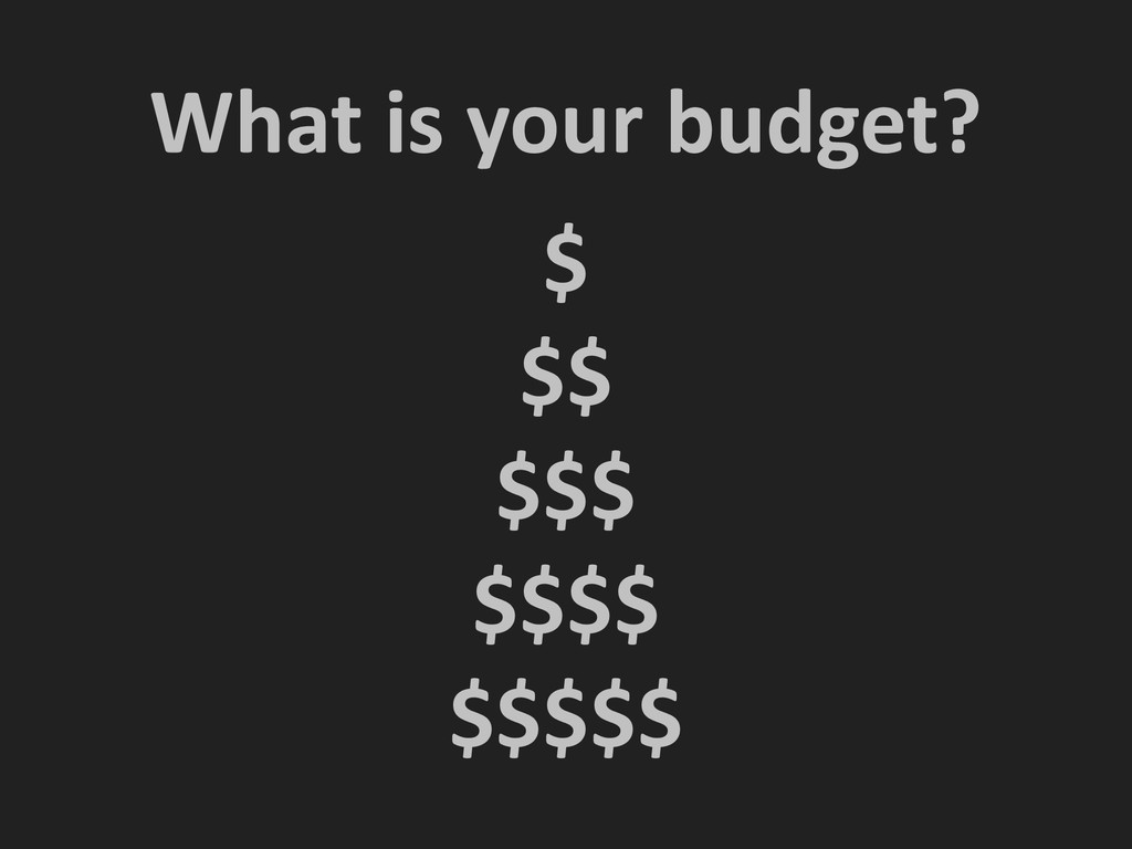 $  $$  $$$  $$$$  $$$$$ What is...