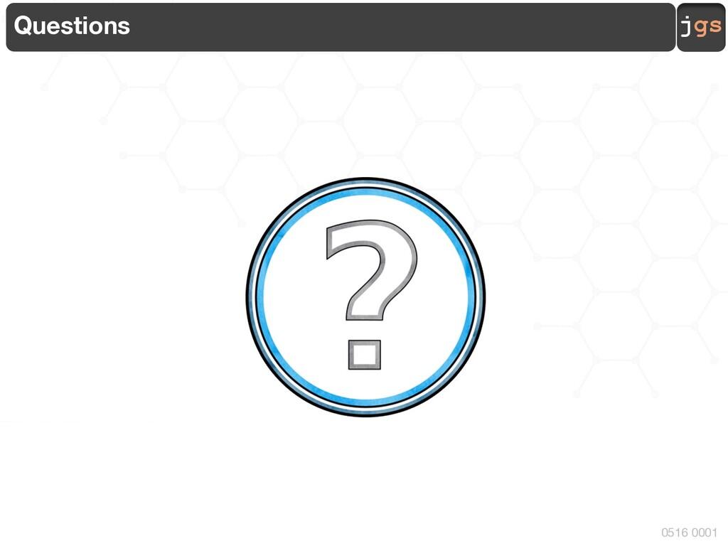 jgs 0516 0001 Questions