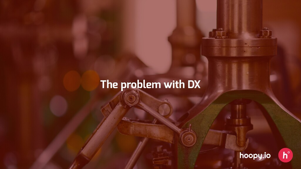 hoopy.io The problem with DX