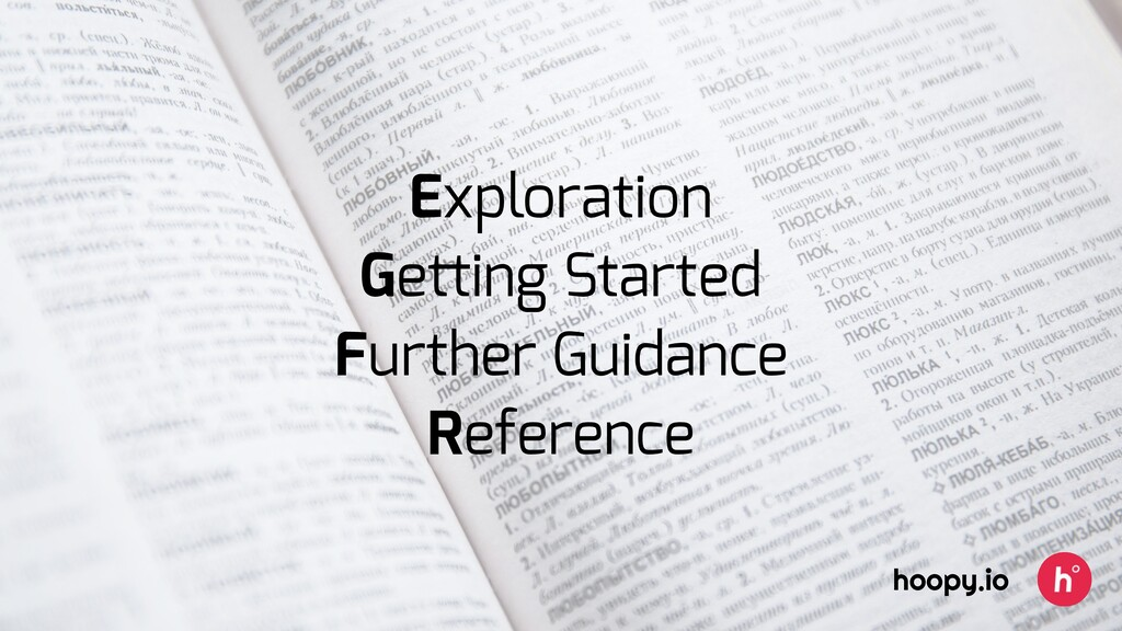 Exploration Getting Started Further Guidance Re...