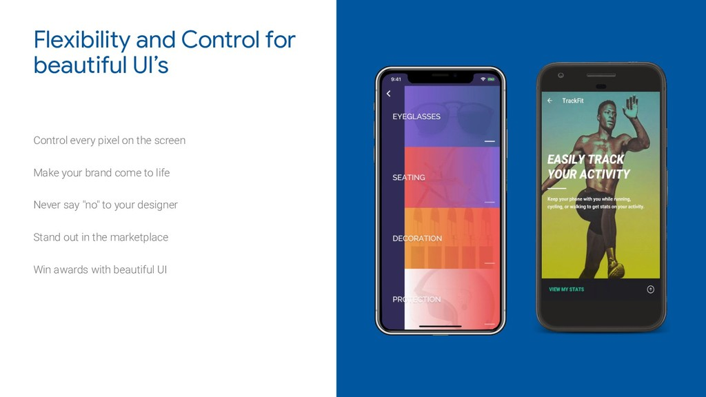 Confidential + Proprietary Control every pixel ...