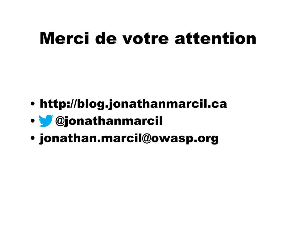 Merci de votre attention • http://blog.jonathan...