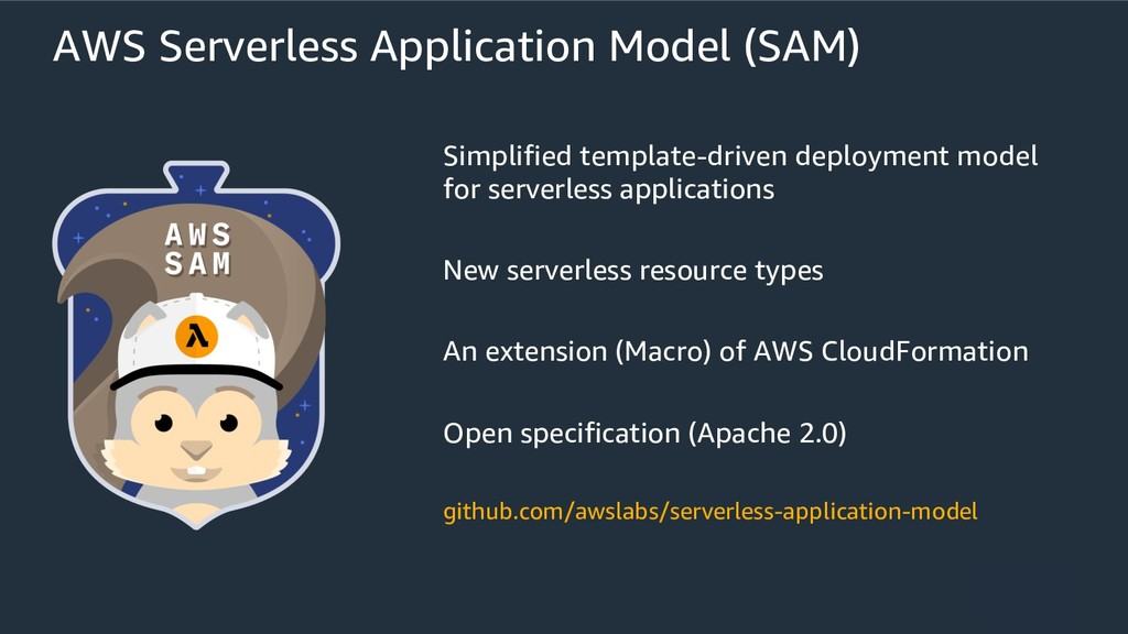 AWS Serverless Application Model (SAM) Simplifi...