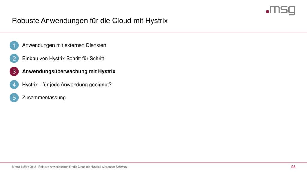 Robuste Anwendungen für die Cloud mit Hystrix 2...