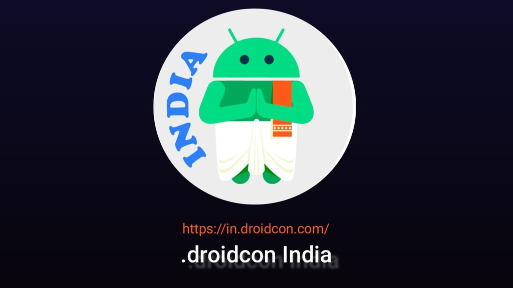 .droidcon India https://in.droidcon.com/