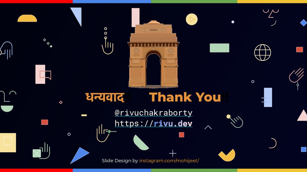 धन्यवाद!! Thank You!! @rivuchakraborty https://...