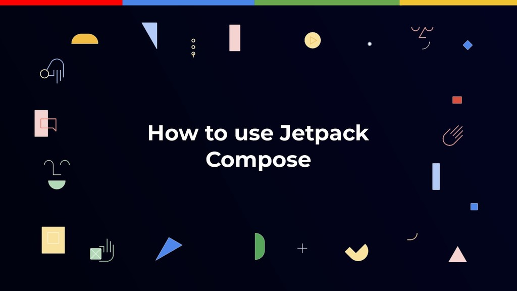 How to use Jetpack Compose