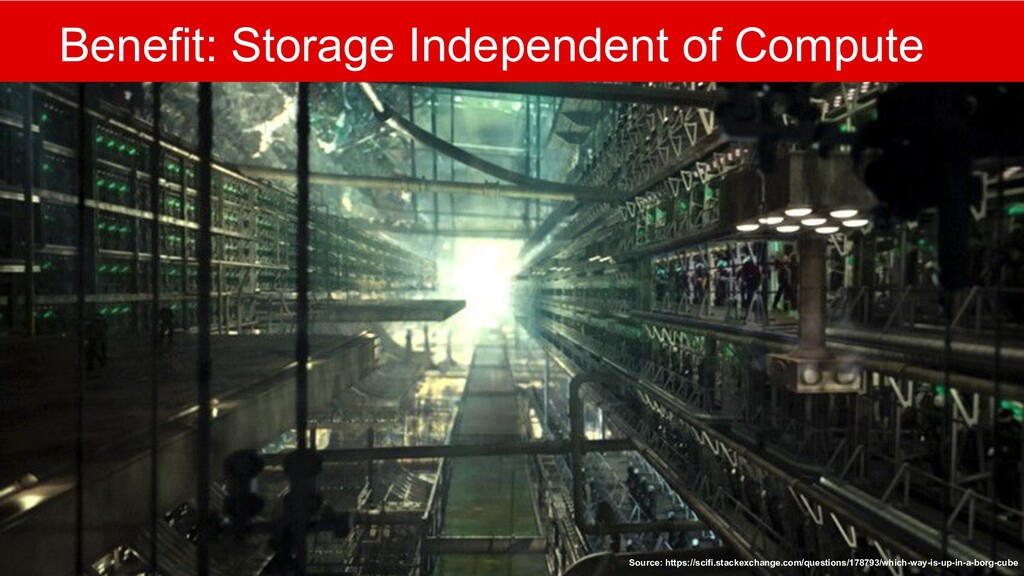 @mlfowler_ @Claranet Benefit: Storage Independe...
