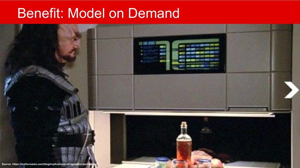 @mlfowler_ @Claranet Benefit: Model on Demand S...