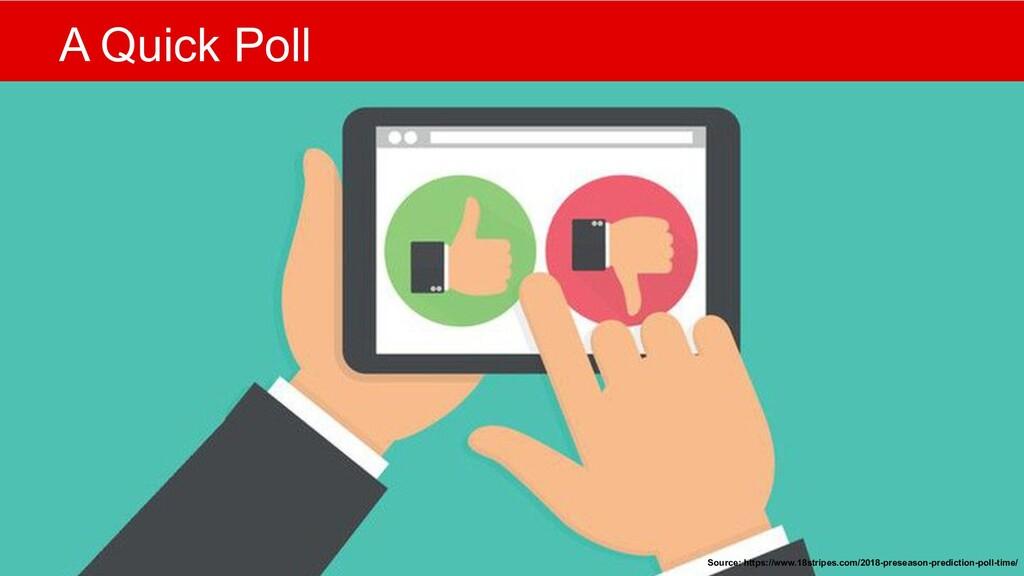 @mlfowler_ @Claranet A Quick Poll Source: https...