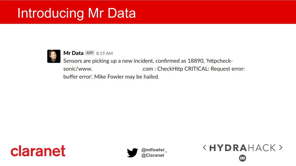 @mlfowler_ @Claranet Introducing Mr Data