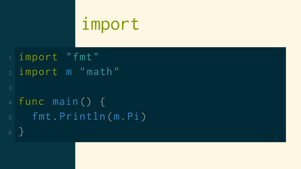 """import 1 import """"fmt"""" 2 import m """"math"""" 3 4 fun..."""