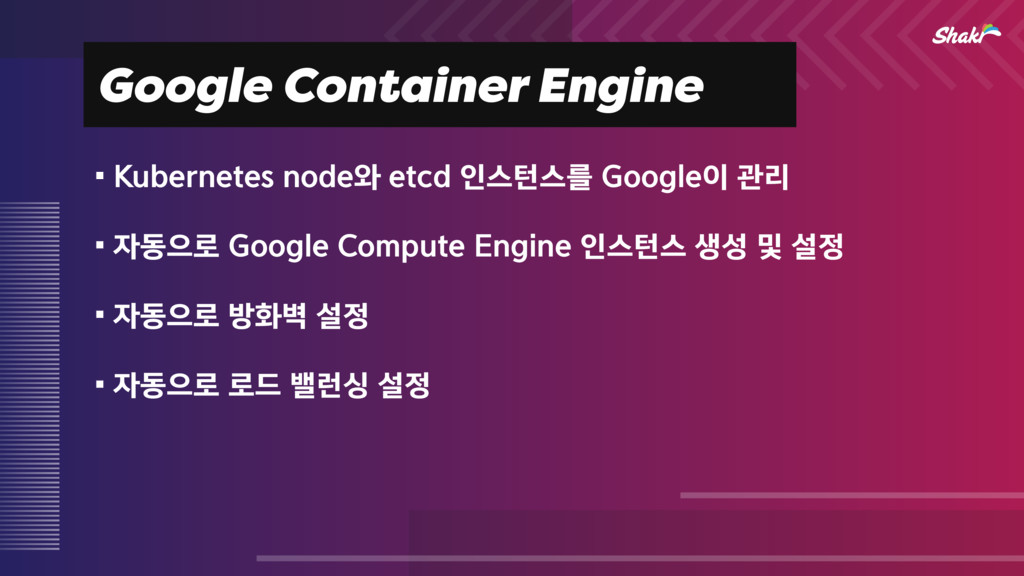 Google Container Engine ⿏,VCFSOFUFTOPEF৬FUDE...