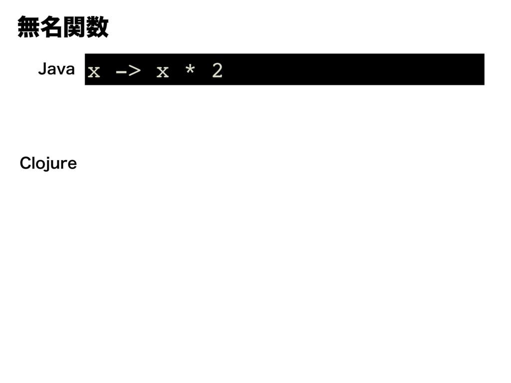 ແ໊ؔ x -> x * 2 +BWB $MPKVSF