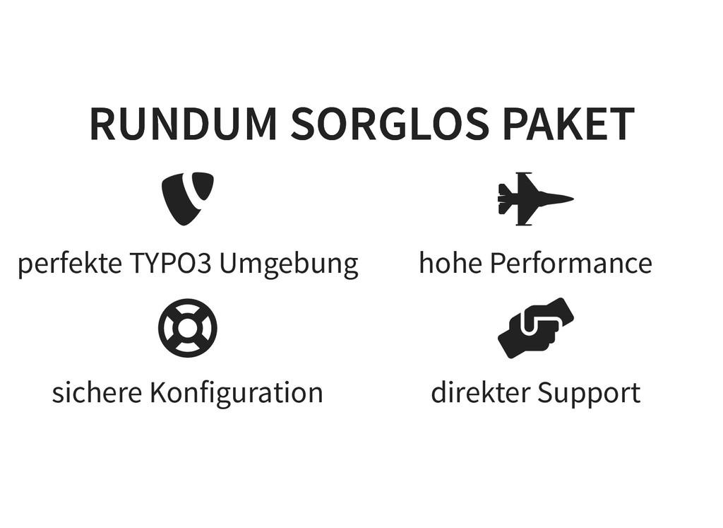 perfekte TYPO3 Umgebung sichere Konfiguration h...