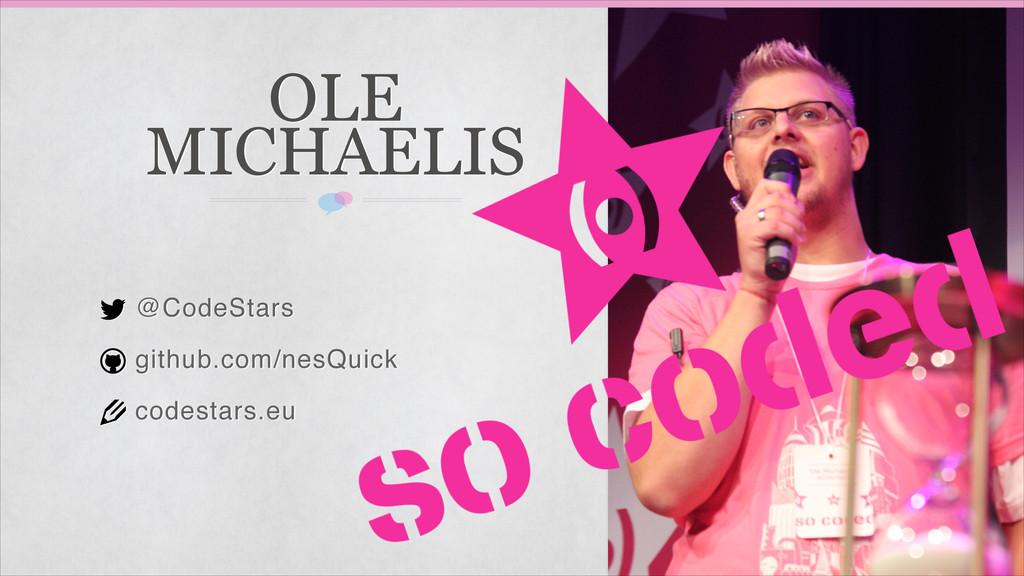 ! @CodeStars! github.com/nesQuick! codestars.eu...