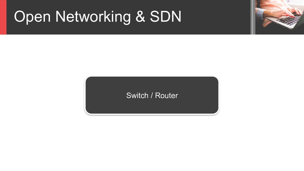 Open Networking & SDN Switch / Router