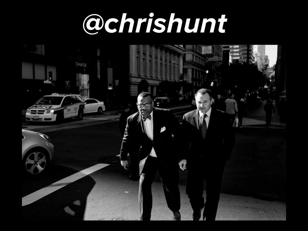 @chrishunt