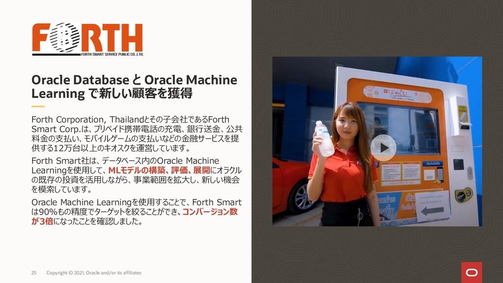 Forth Corporation, Thailandとその子会社であるForth Smart...
