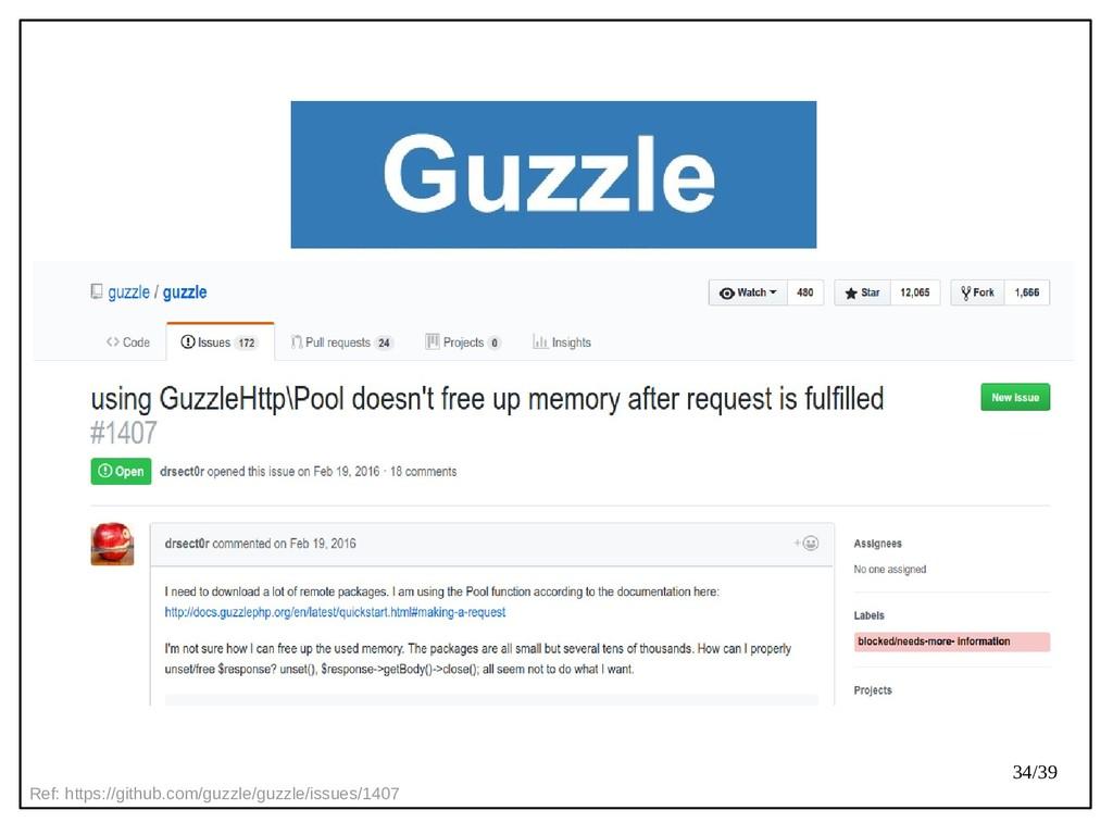 34/39 Ref: https://github.com/guzzle/guzzle/iss...