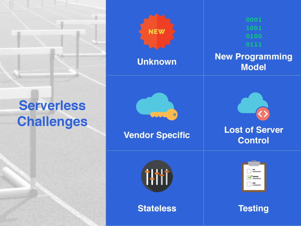 Serverless Challenges Unknown New Programming M...