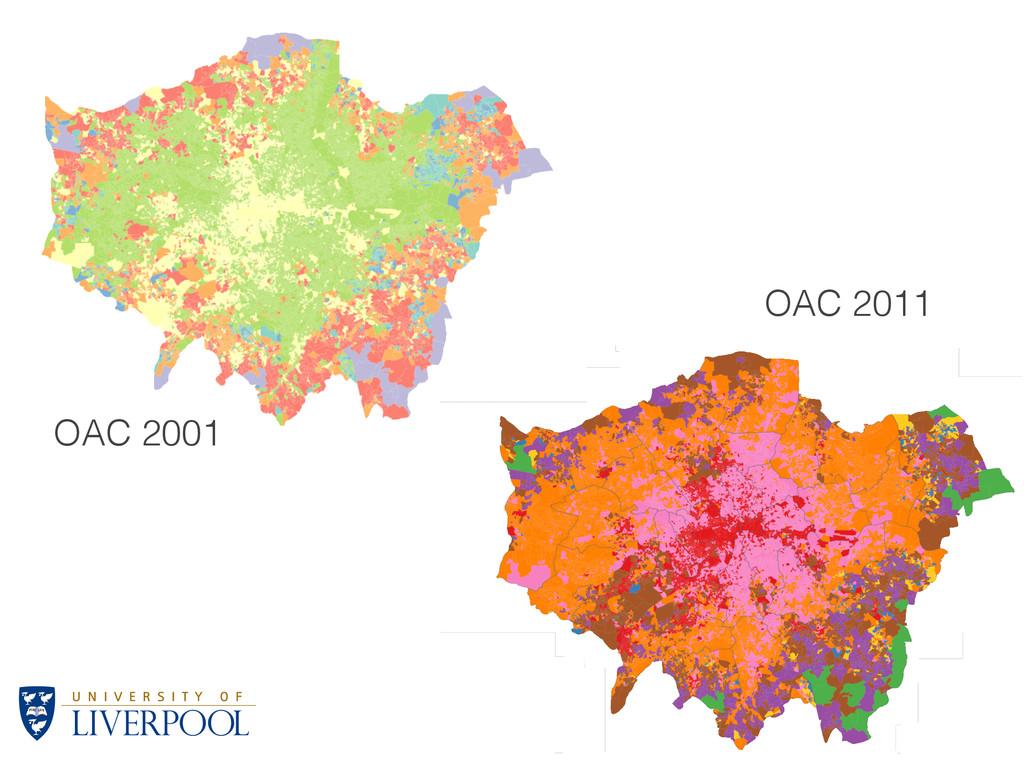 OAC 2001 OAC 2011