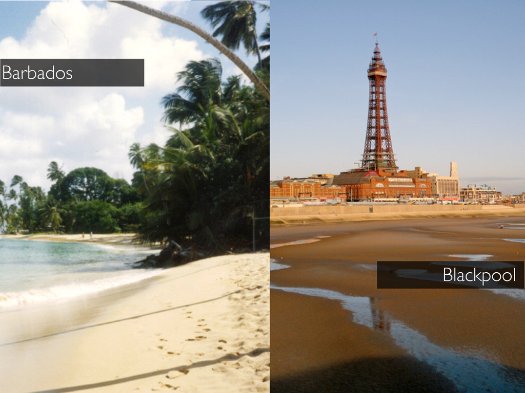 Blackpool Barbados