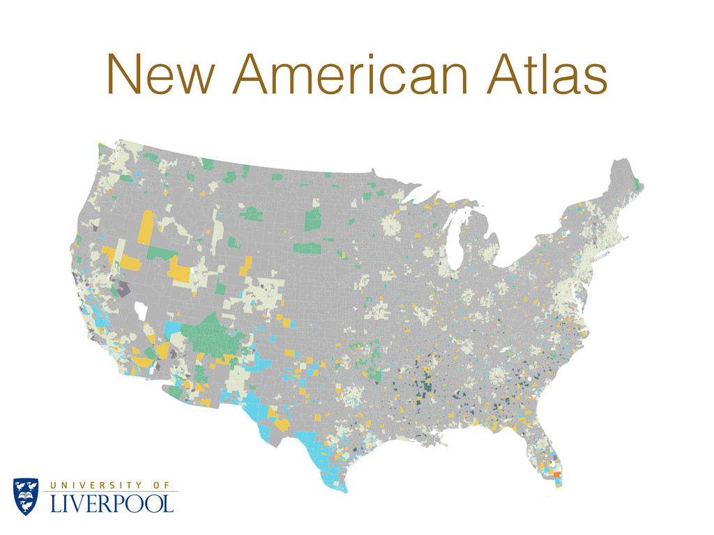 New American Atlas