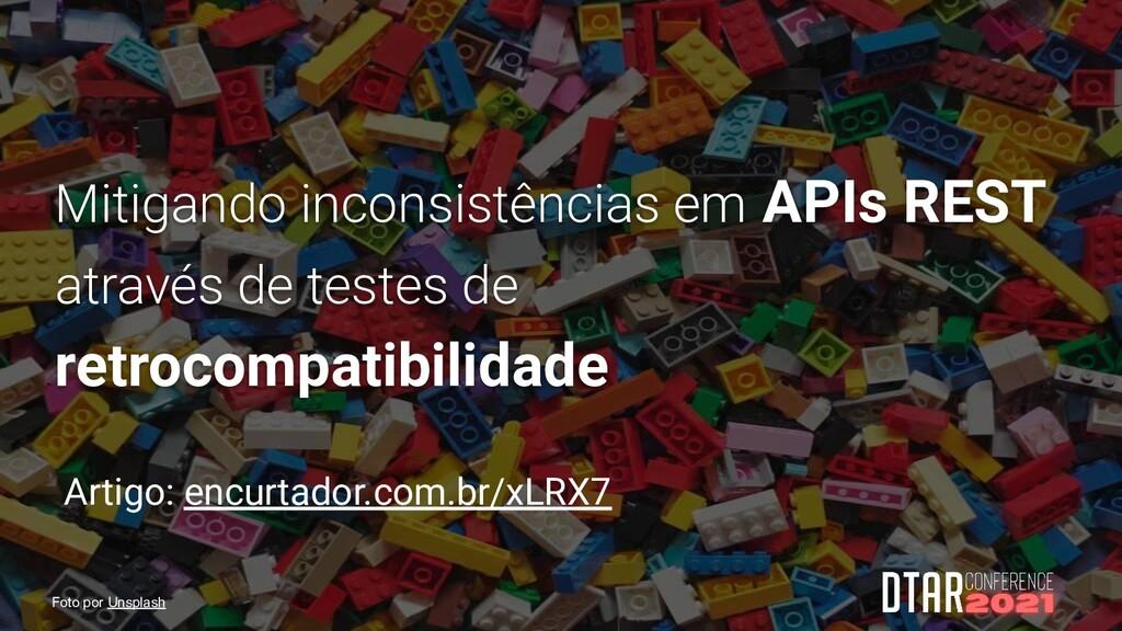 Mitigando inconsistências em APIs REST através ...