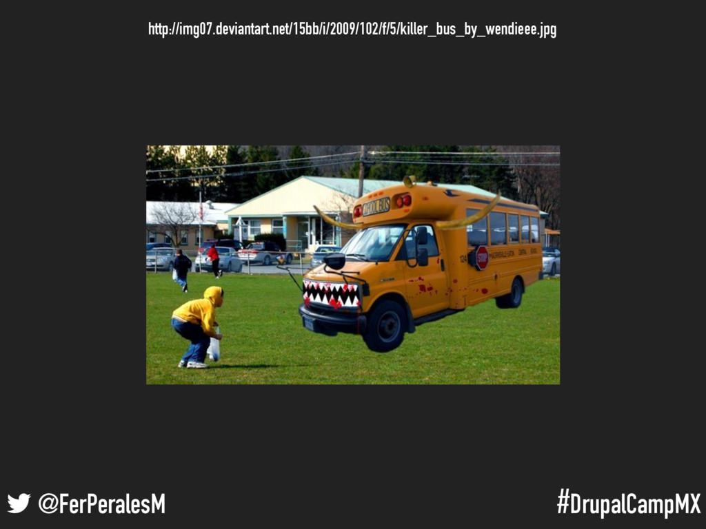 #DrupalCampMX @FerPeralesM http://img07.deviant...
