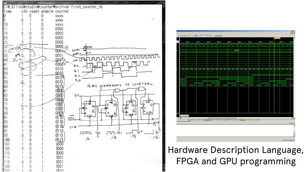 Hardware Description Language, FPGA and GPU pro...