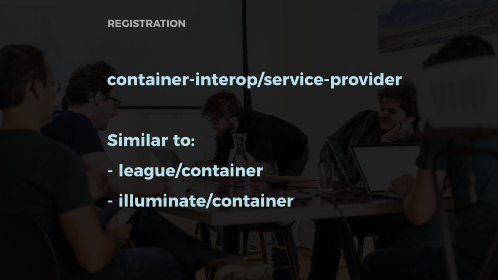 container-interop/service-provider Similar to: ...