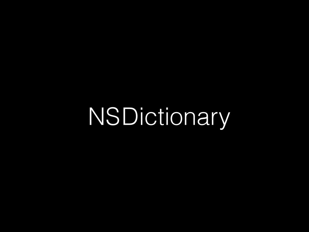 Dictionary NS