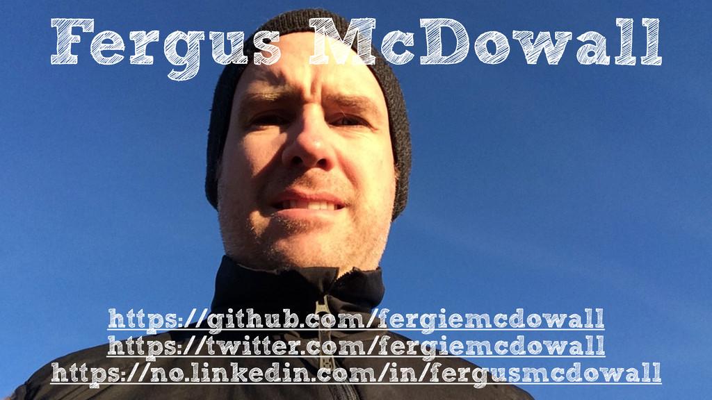 Fergus McDowall https://github.com/fergiemcdowa...