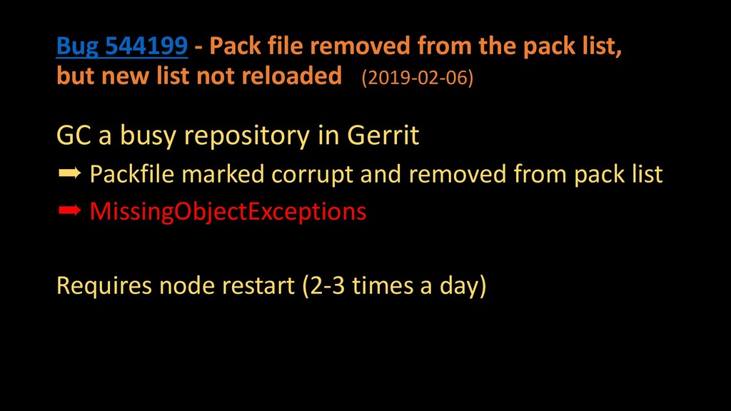 Bug 544199 - Pack file removed from the pack li...