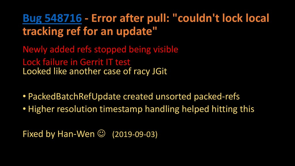 """Bug 548716 - Error after pull: """"couldn't lock l..."""